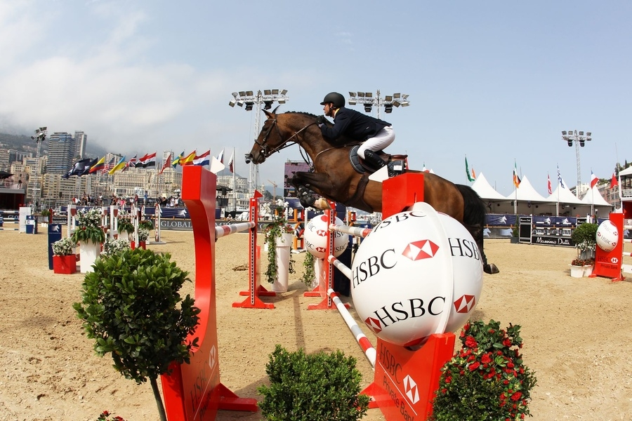 HSBC Oxer - Jumping International de Monte-Carlo